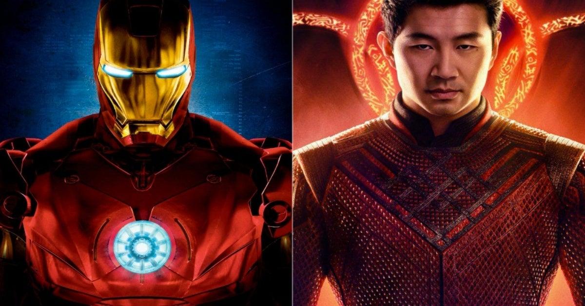 Marvel Studios Shang-Chi Iron Man comicbookcom