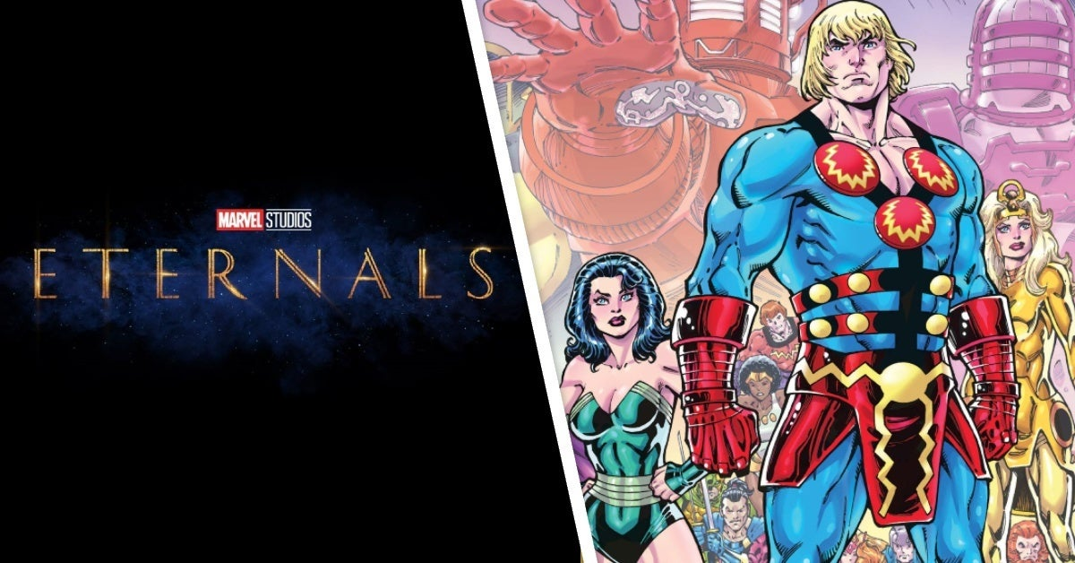 marvels eternals characters