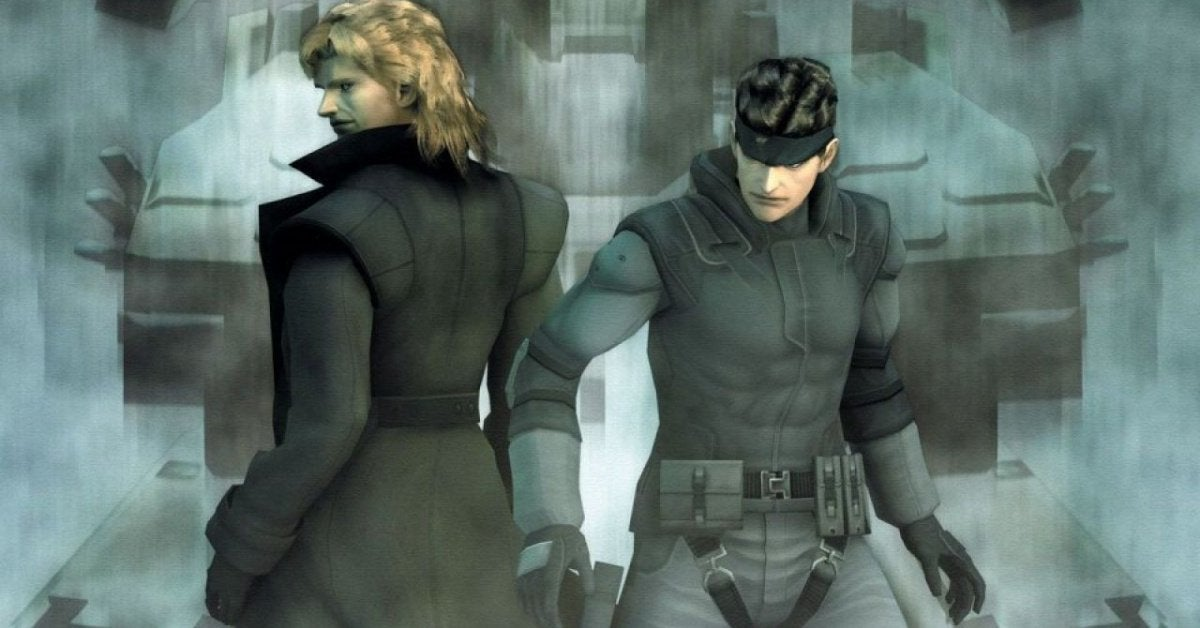 Metal Gear Solid-1