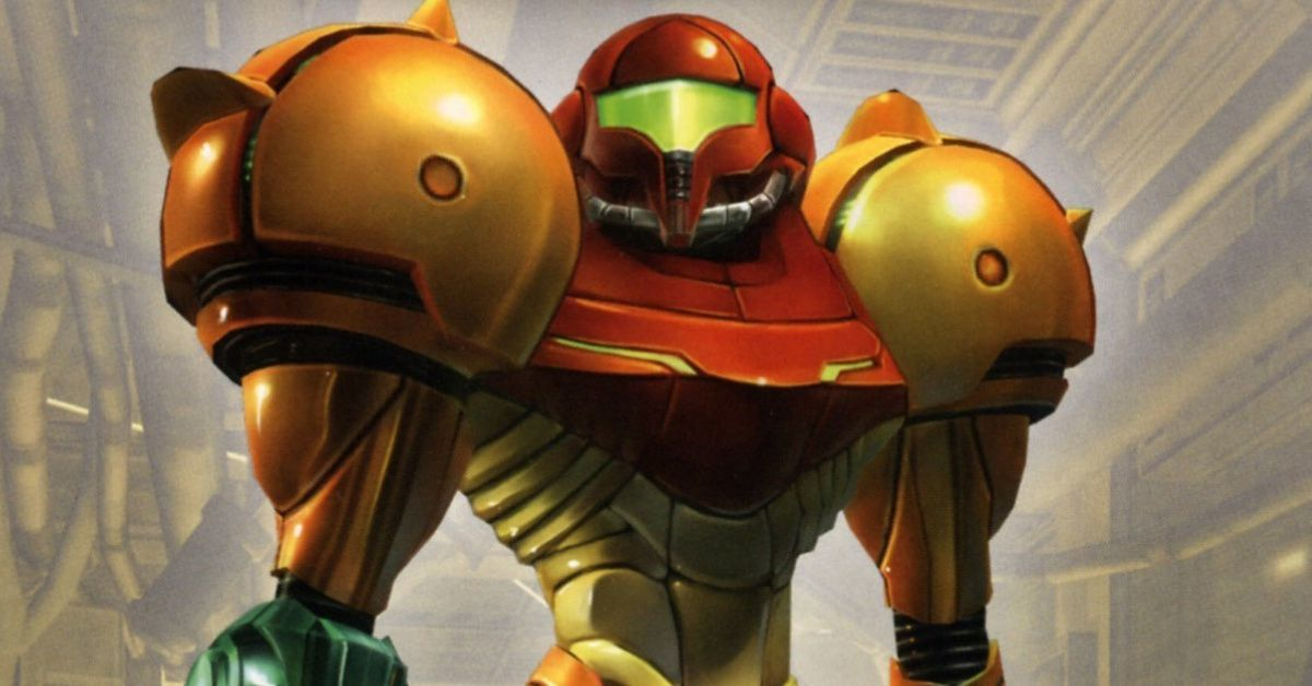 Metroid Prime copy