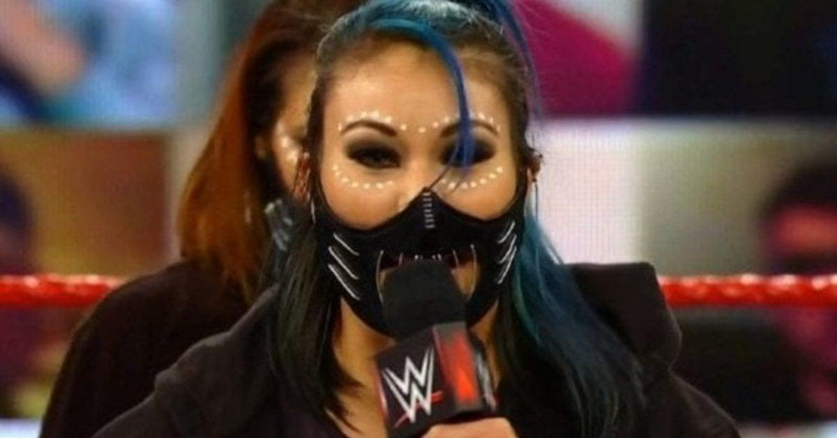 Mia Yim WWE Retribution Reckoning