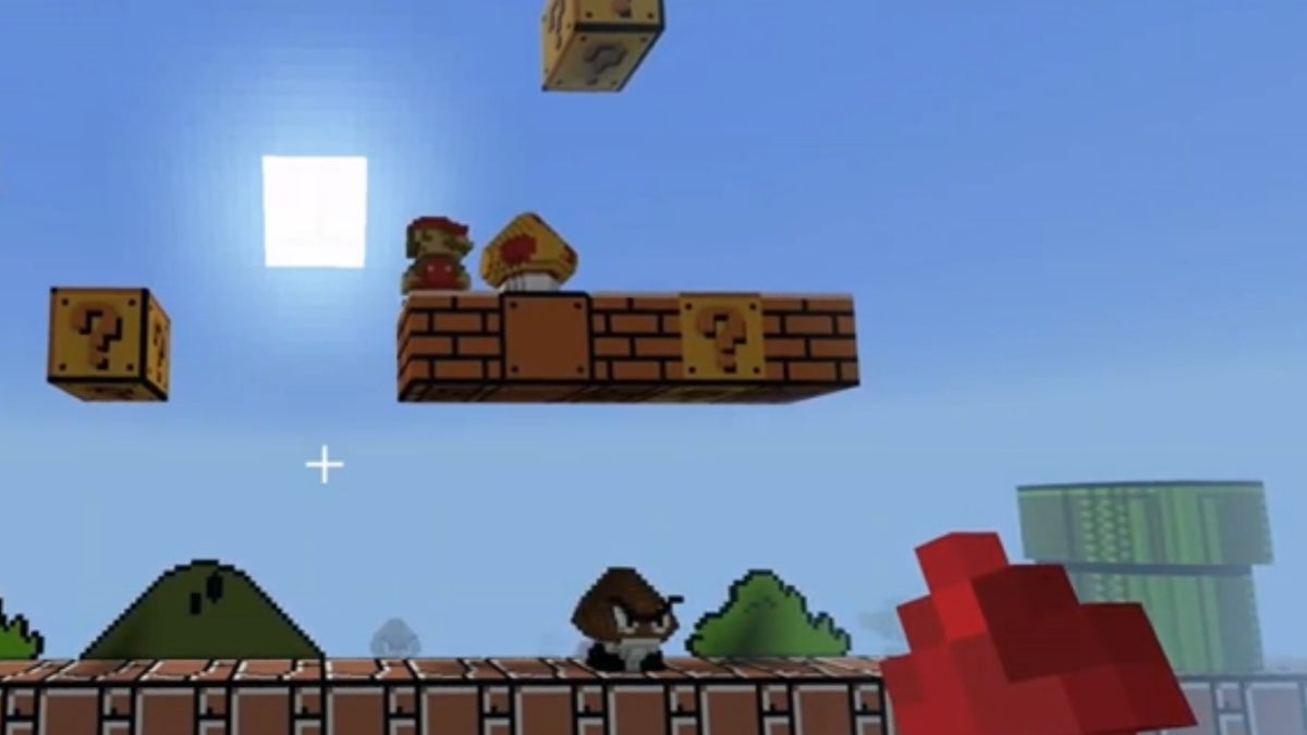 minecraft super mario bros world 1 1 new cropped hed