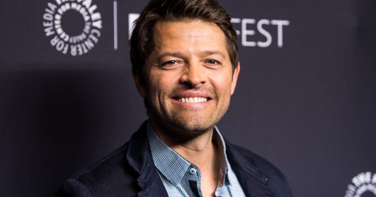 misha collins getty images