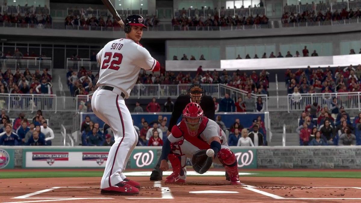 MLB The Show 21 Juan Soto