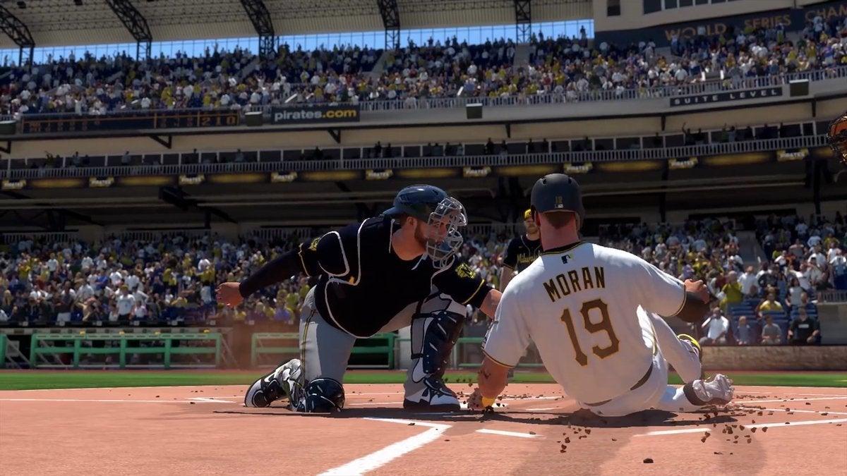 MLB The Show 21 Moran