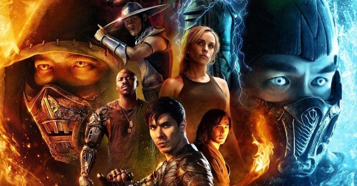 Mortal Kombat 2 Sequel Movie Outworld Tournament