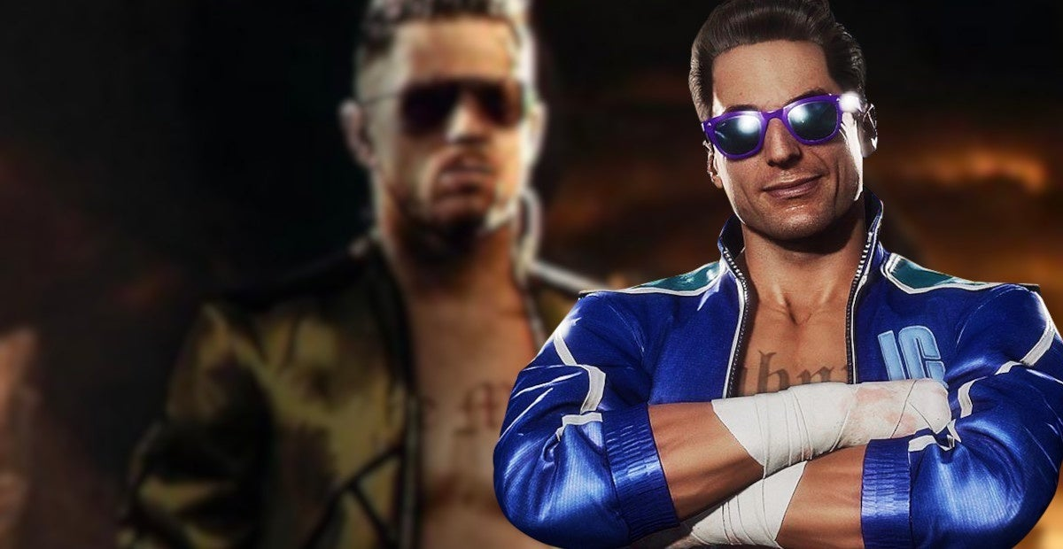 Mortal Kombat Johnny Cage The Miz