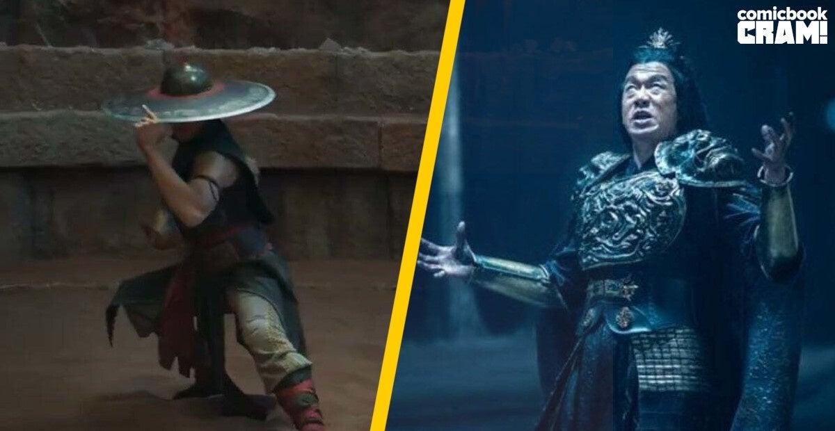 Mortal Kombat Movie Fatalities