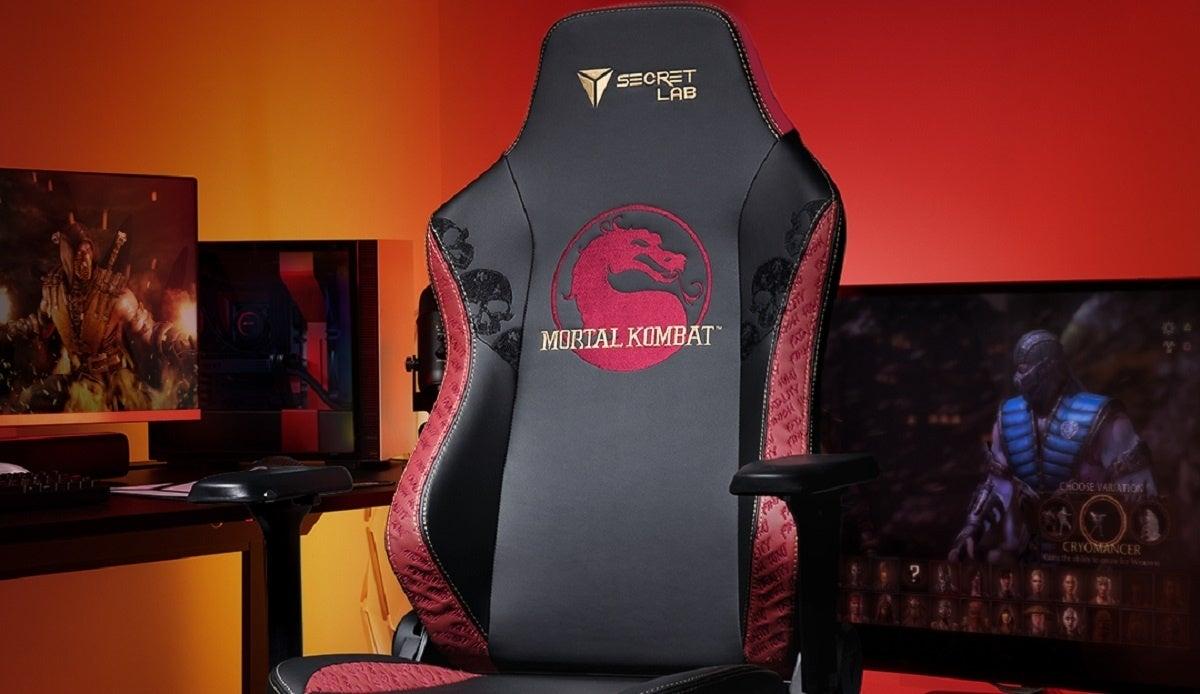 Mortal Kombat Secretlab
