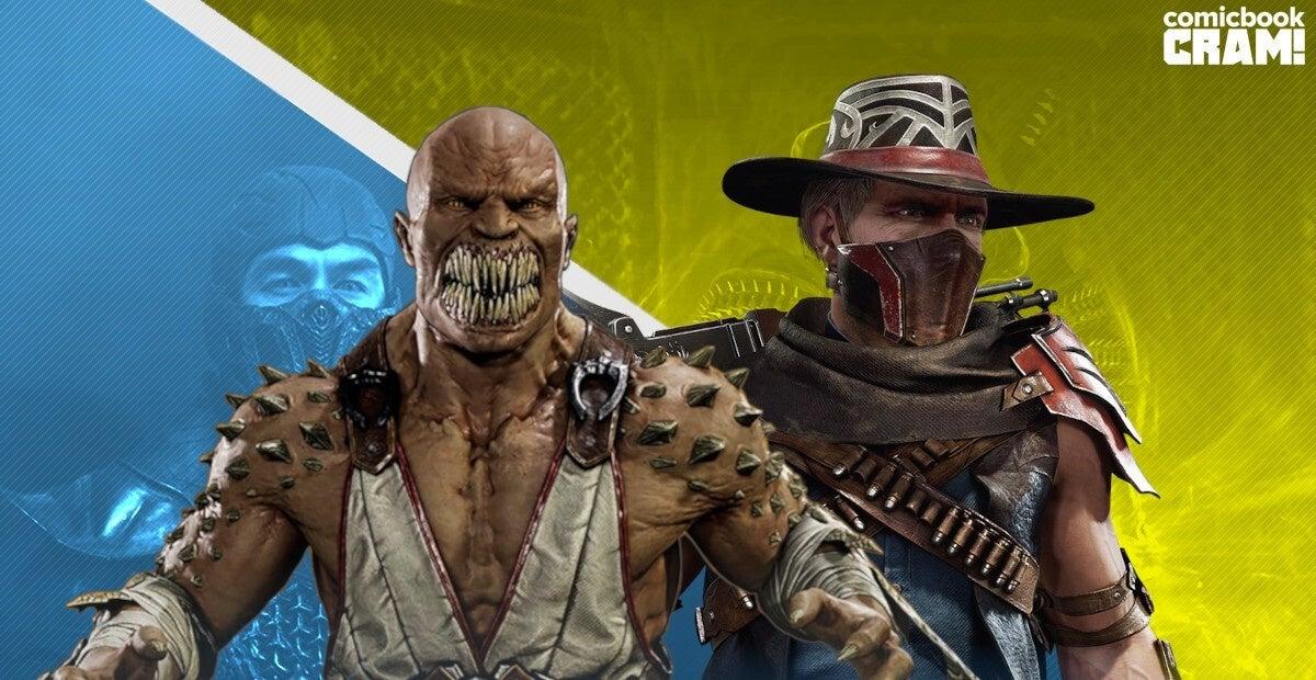 Mortal Kombat Sequel Characters