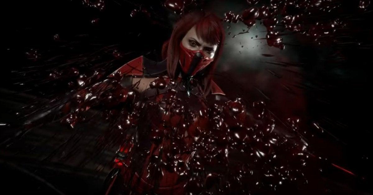 Mortal Kombat Skarlett