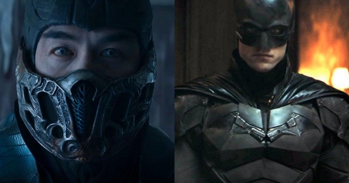Mortal Sub-Zero Batman