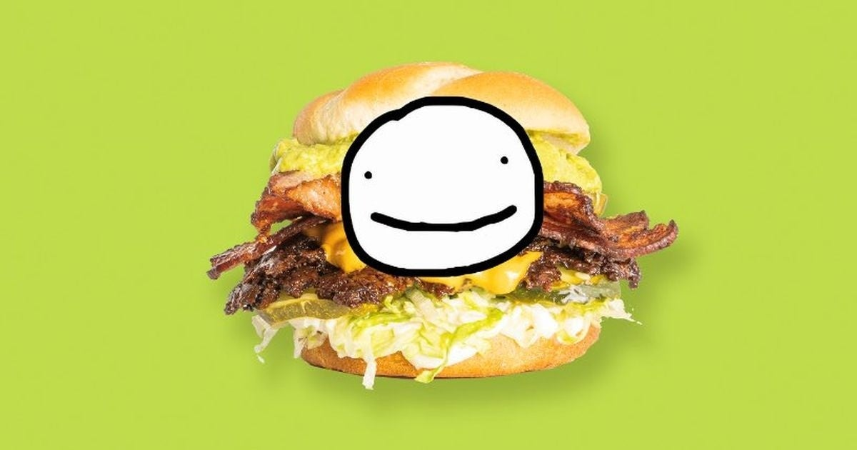 mrbeast dream burger