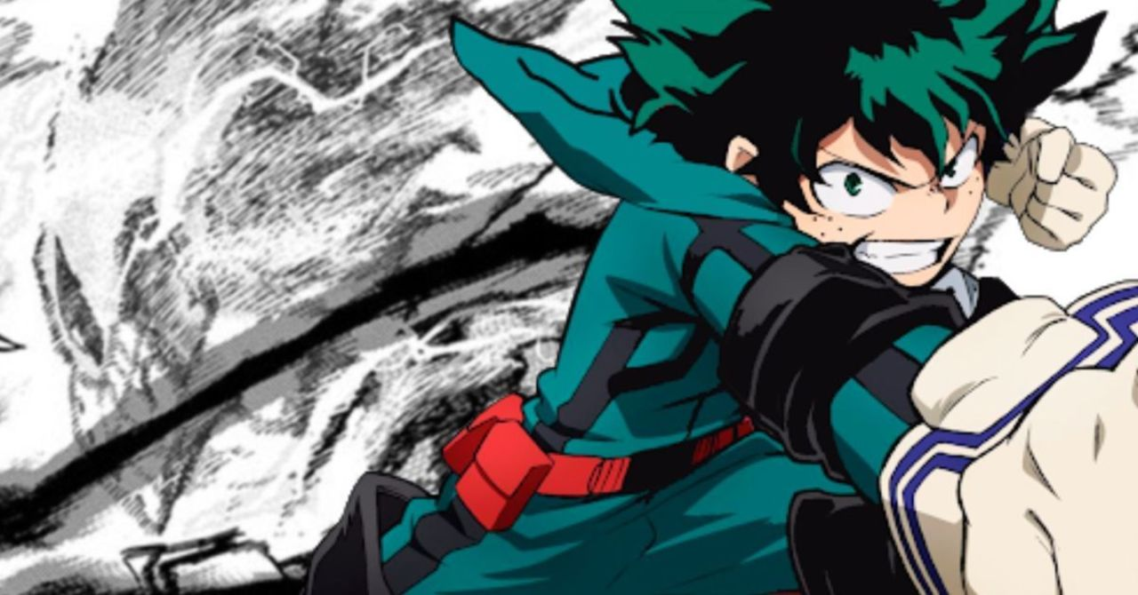 My Hero Academia Sets Up Izuku S New Strategy For One For All