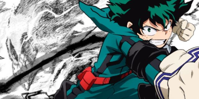 My Hero Academia Izuku One For All New Strategy Spoilers