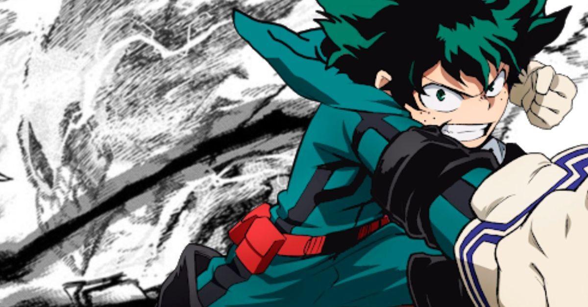 My Hero Academia Izuku One For All New Strategy Spoilers