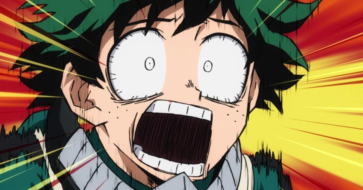 My Hero Academia Season 5 Deku Izuku