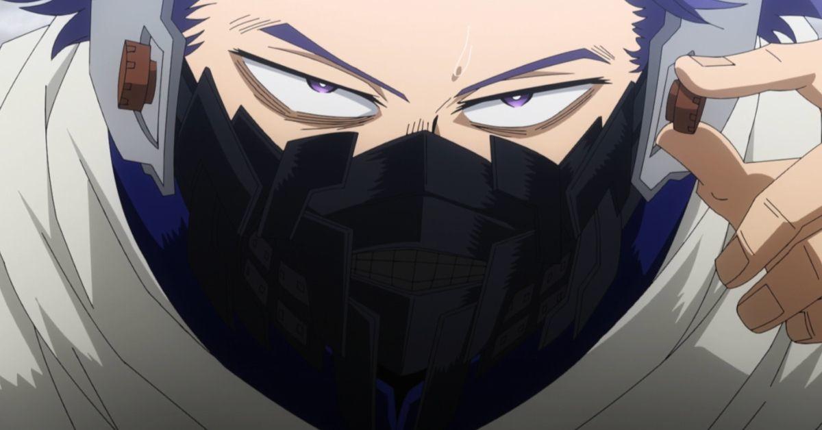 My Hero Academia Season 5 Hitoshi Shinso Persona Cords Anime