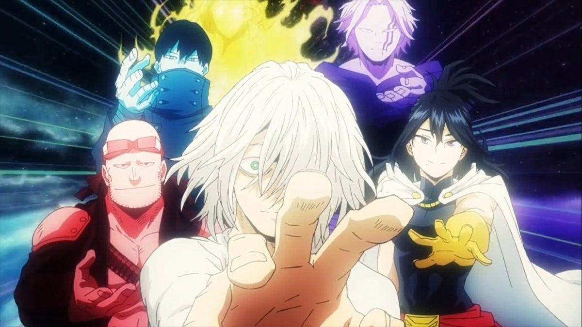 My Hero Academia Yoichi Shigaraki Name Origin Revealed 310 Spoilers