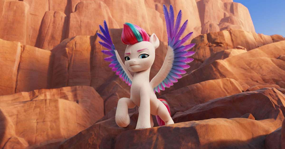 my little pony zipp