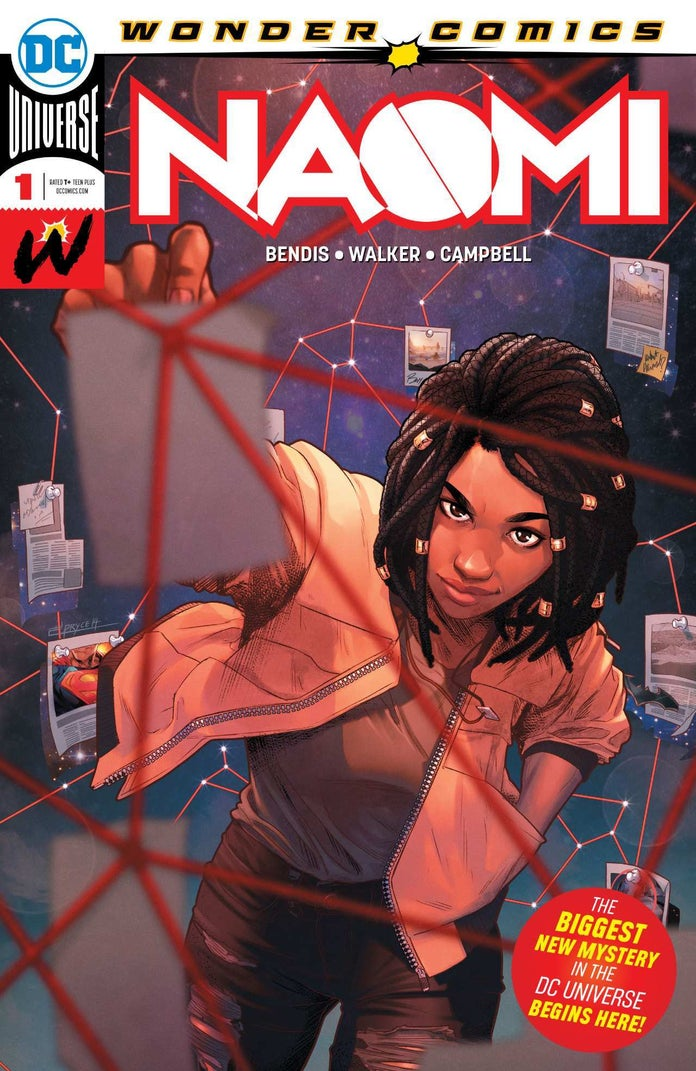 Naomi-CW-First-Look-Comic-Cover
