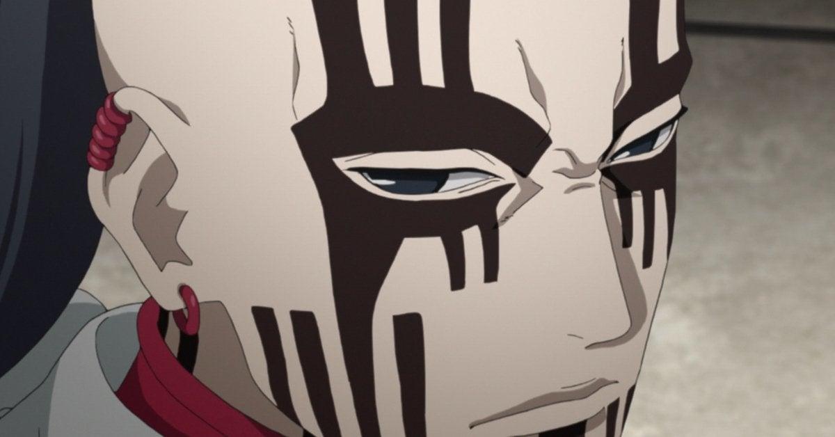 Naruto Boruto Jigen Karma Anime