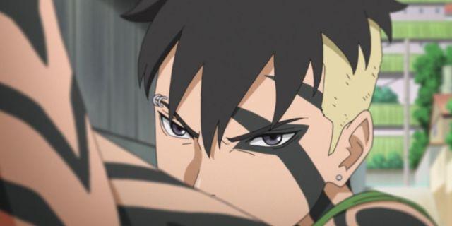Naruto Boruto Kawaki Karma Anime