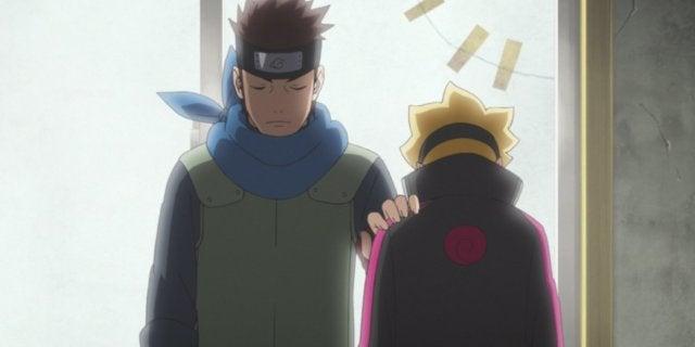 Naruto Boruto Konohamaru Anime
