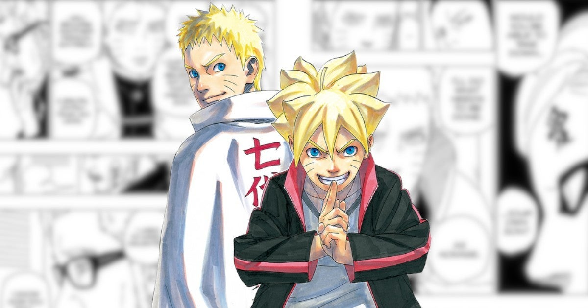 Naruto Vows Kill Boruto Momoshiki Manga 57 Spoilers