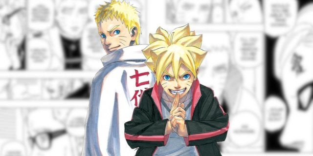 Naruto Vows Kill Boruto Momoshiki Manga 71 Spoilers
