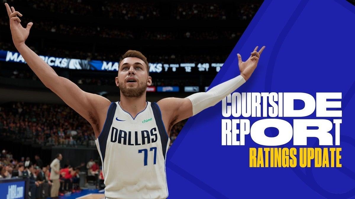 NBA 2K21 Luka