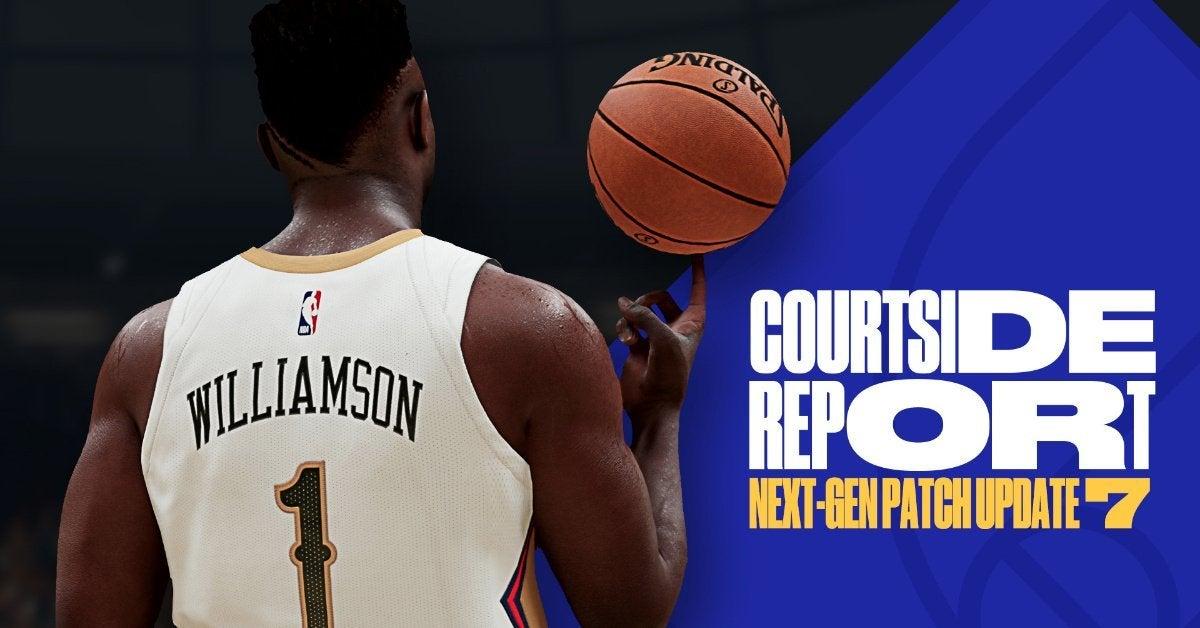 NBA 2K21 Update