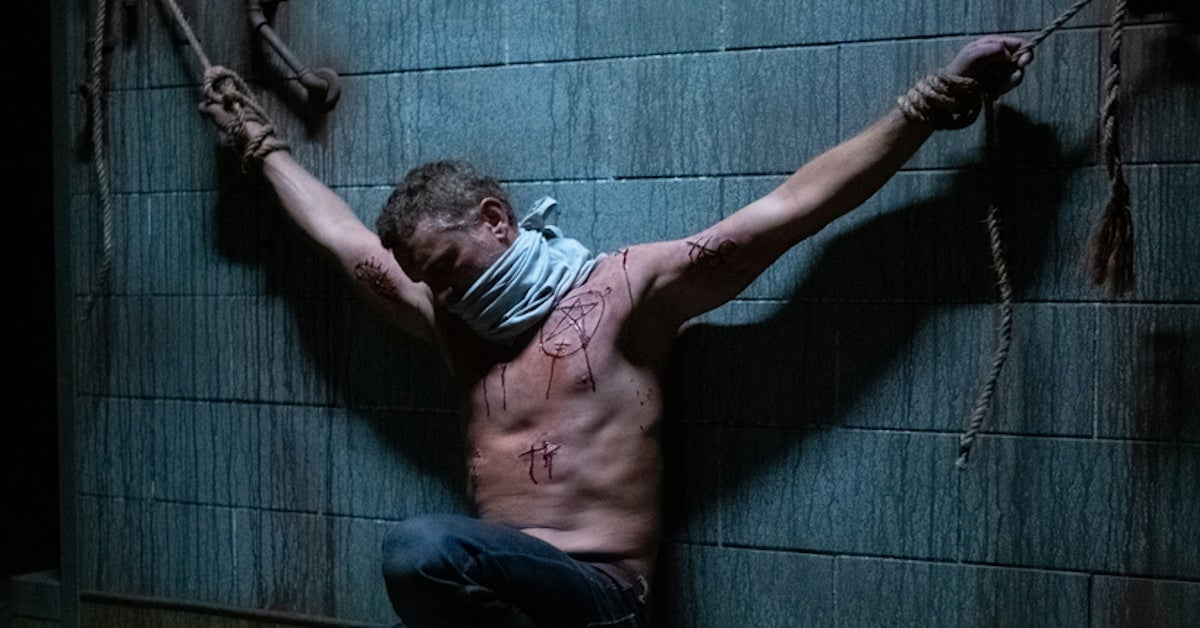 Neil Blomkamp Demonic Movie First Look Photo