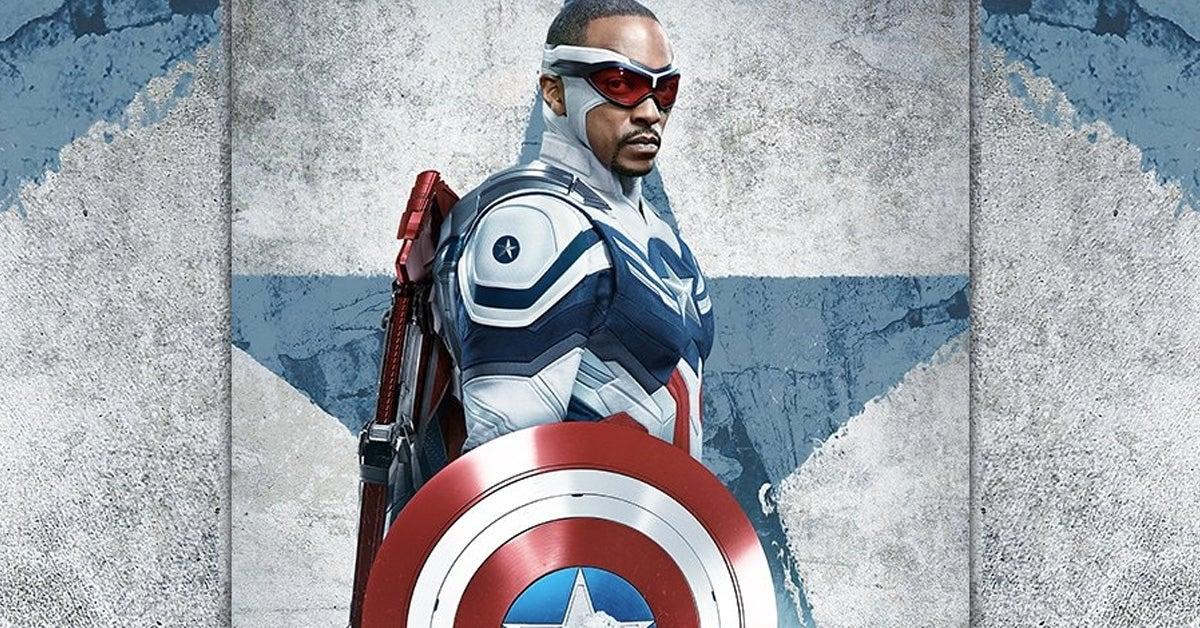 new captain america social media