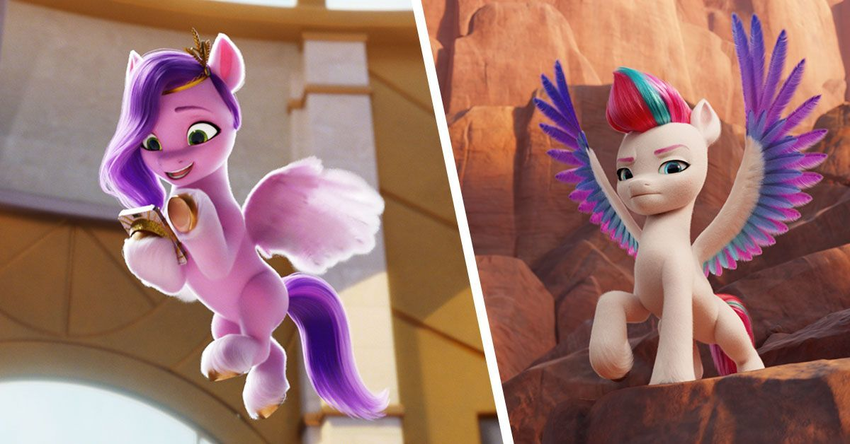 new my little pony characters hasbro