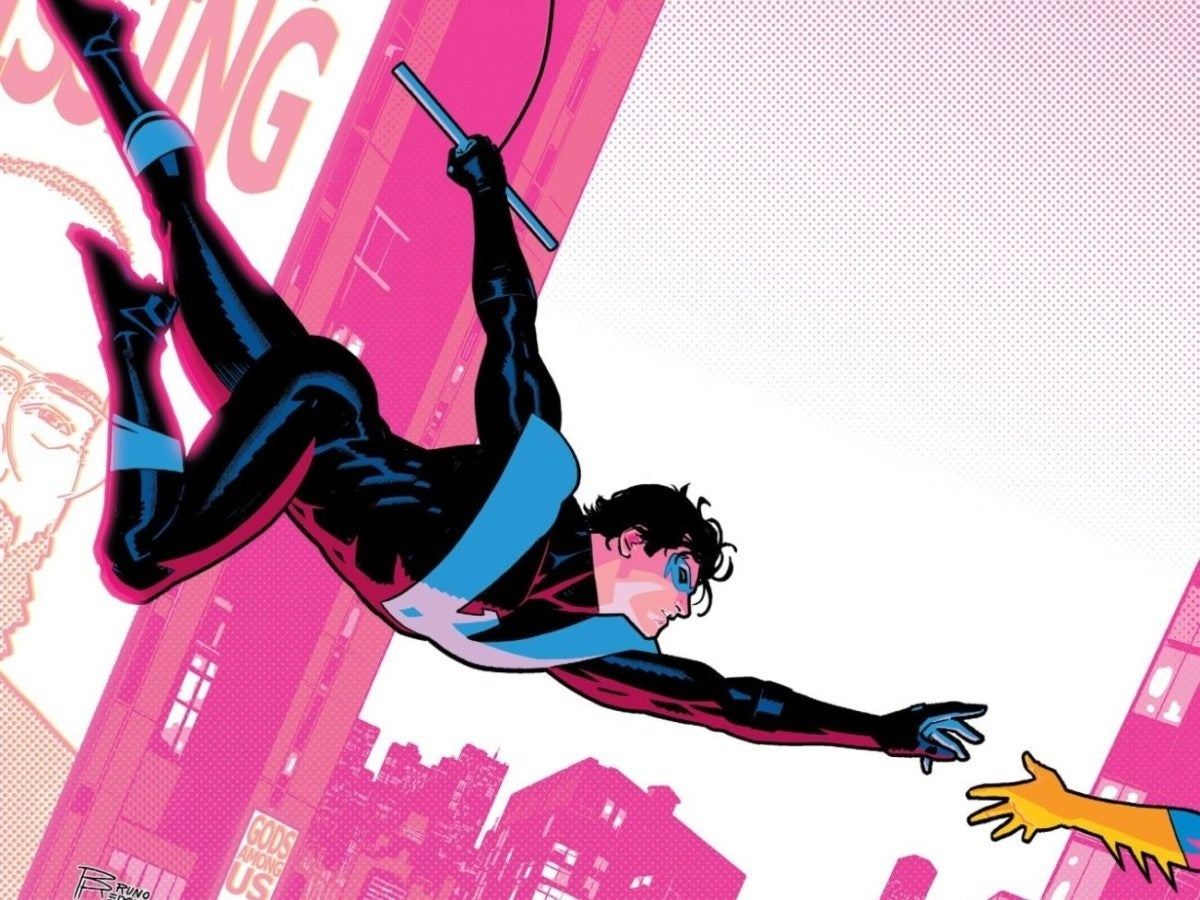 nightwing 79 cover