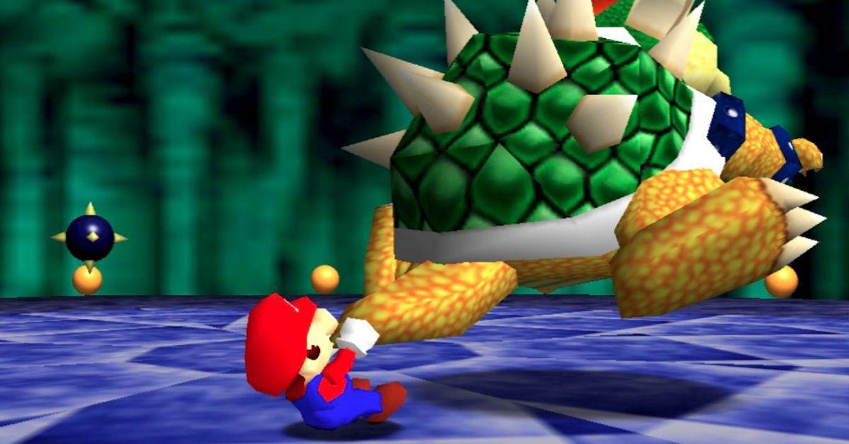 Nintendo Bowser