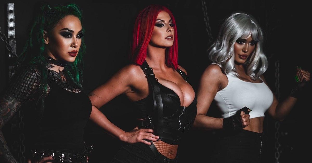 NXT-Shotzi-Blackheart-Scarlett-Harley-Cameron-iLLite-FOTOS