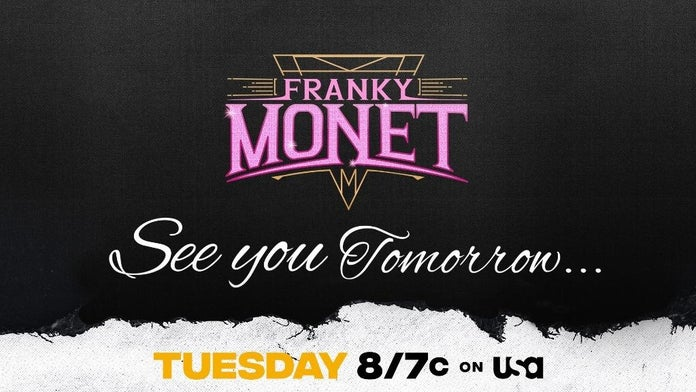 NXT-Tuesday-Debut-Franky-Monet