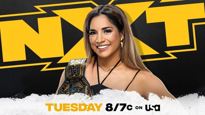 NXT-Tuesday-Debut-Raquel-Gonzalez