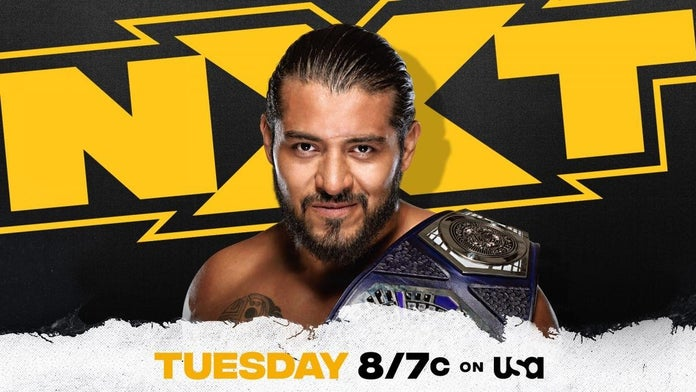NXT-Tuesday-Debut-Santos-Escobar