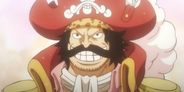 One Piece Gol D Roger Laugh Tale Anime