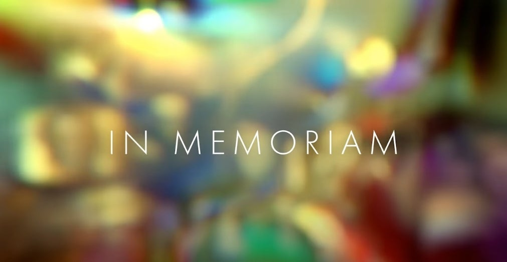 oscars in memoriam rushed