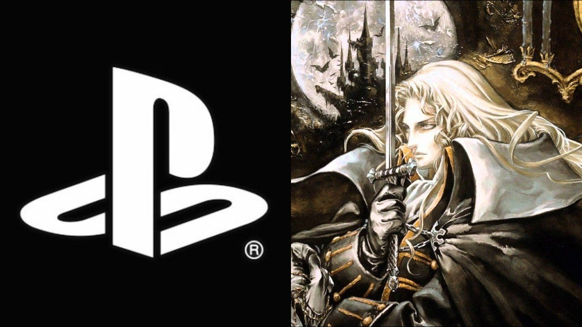 PlayStation Castlevania