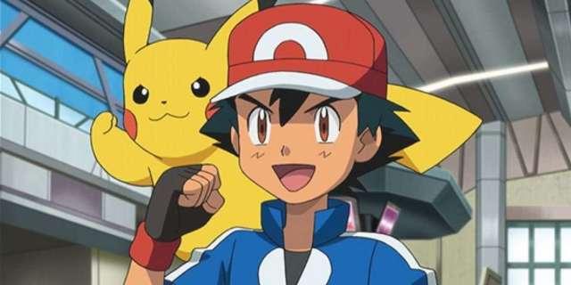 Pokemon Ash Ketchum Sneakers