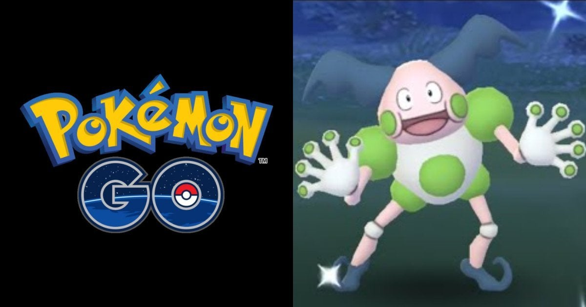 Pokemon Go Shiny Mime