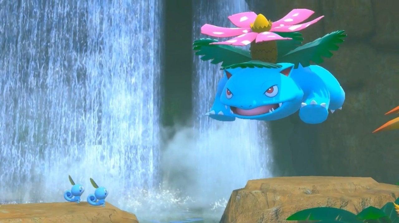 pokemon-snap-venasaur
