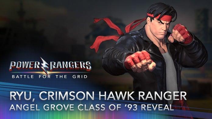 Power-Rangers-Battle-For-The-Grid-Street-Fighter-Ryu-Angel-Grove-Skin-1