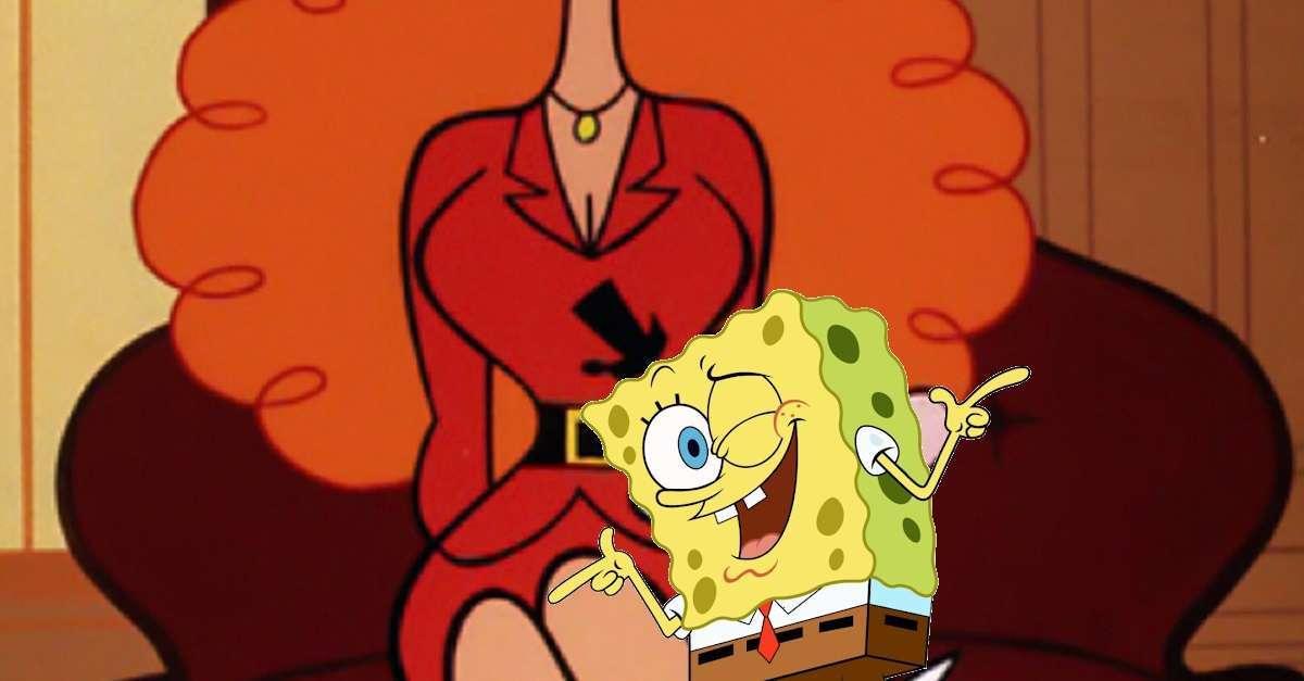 Powerpuff Girls Spongebob