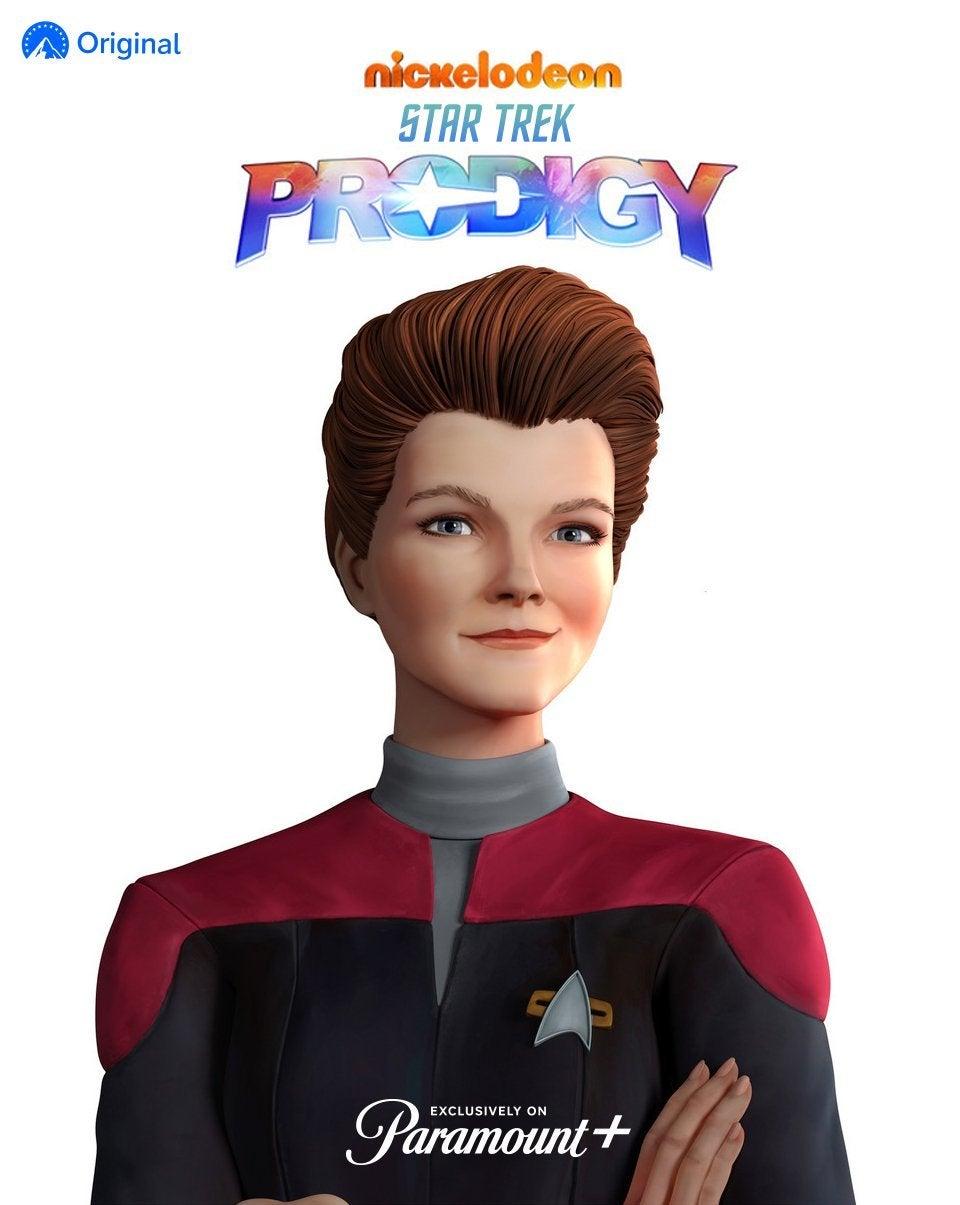 PRODIGY Janeway 2